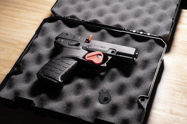 Firearm Storage