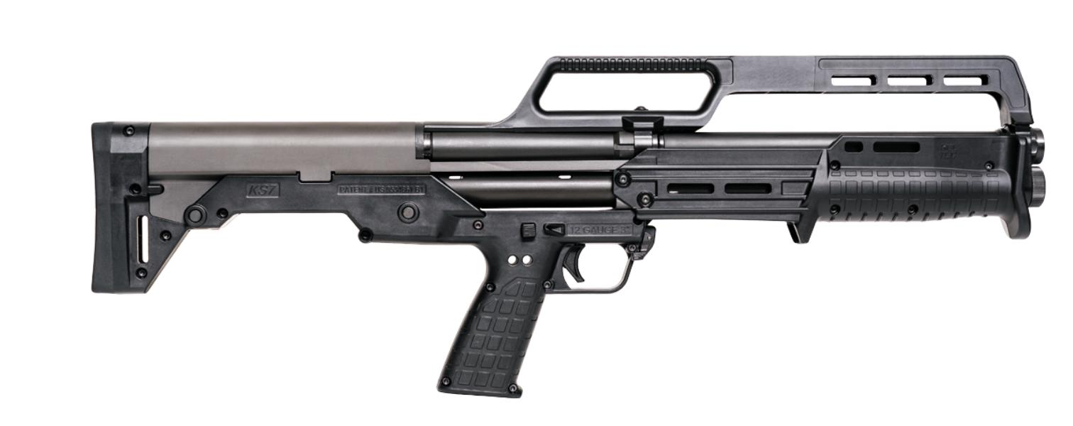 KS7 Bullpup Shotgun
